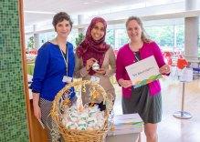 Holland Bloorview staff celebrate launch of No boundaries strategic plan.
